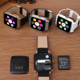 1.54 da '' relógios espertos do indicador do LCD polegada com processador central Mtk6261