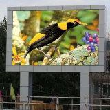 Piscina P10 Display LED de Vídeo a Cores Ecrã de Publicidade