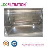 Вращающийся барабан сетчатый фильтр для очистки сточных вод обезвоживания