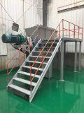 Mezclador químico del mezclador de la cinta del alimento del polvo