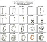 China Precio directo de fábrica especial anillo de la joyería de plata 925 (R10481)