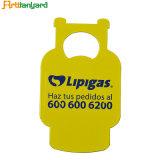 Abrelatas de botella modificado para requisitos particulares alta calidad de la insignia