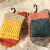 Осенью и зимой Super толстых волос Sock Кролика