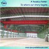 Taller de estructura de acero con certificado ISO