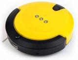 met de Grote Automatische Natte Vloer van het Ontwerp van het UFO van de Tank van het Water 247ml - en - droog de Schonere Robot van de Zwabber