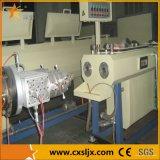 De 1 a 2 pulgadas de doble tubería de PVC línea de extrusión