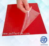 Wasserbasiertes Acryl-PET Plastikfilm für Metalloberflächen-Schutz
