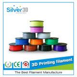 高品質3D Printing Filaments 1.75mm/3.0mm ABS PLA PAのパソコンPETG Wood PVA