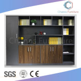 Luxuoso Mobiliário Foshan File Cabinet com rack de Exibição (CAS-FC1828)