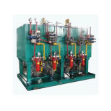 Paquet d'énergie hydraulique efficace d'élément d'énergie hydraulique de machine de roulement de boucle