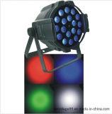 Het PARI van het LEIDENE Gezoem 18X10W RGBW van PAR64 4in1 kan Verlichting wassen