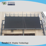 고품질 옥외 방수 전자 풀 컬러 P6 P8 P10 발광 다이오드 표시 스크린