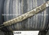 Maior resistência ao desgaste e o disco de limpeza Scpraper Correia de cerâmica