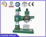 Máquina de perfuração radial com Alimentação Automática
