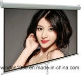 中国の製造業者の携帯用手動はプロジェクター映写幕のエージェントAvailbleをおろす