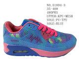 第51804 Shoesの女性の偶然靴のスポーツPU Outsole