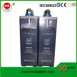 Nachladbare Nickel-Cadmiumbatterie 1.2V 100ah für backupStromnetz