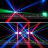 lumière principale mobile de mini faisceau d'araignée de 8PCS*10W RGBW 4in1 LED