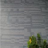 Modèle de tapis commercial PVC lâche de planches de jeter un revêtement de sol en vinyle