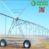 Système d'irrigation de pivot de centre de machines agricoles avec des pièces de qualité