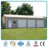 O Carport/jardim verteram/armazenamento do metal vertido/garagem do metal