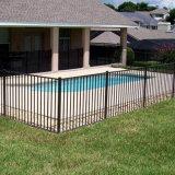 Clôture de l'aluminium pour les clôtures de jardin, piscine d'escrime en aluminium