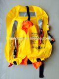 Одиночный спасательный жилет камеры воздуха автоматический раздувной