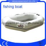 De opblaasbare Vissersboot van het Ponton