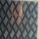 Plaque en aluminium Checkered de configuration de boussole
