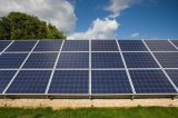 Painel solar policristalino de módulo fotovoltaico 150W