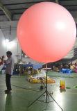 Ballon gonflable léger de trépied, ballon d'hélium de LED avec le stand de trépied