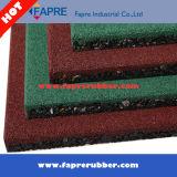 Напольные резиновый плитки/резиновый циновки для плиток резины района спортивной площадки/Recyled