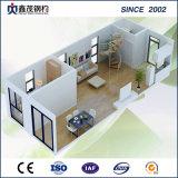 Het Modulaire van de Container Flatpack Huis van het geprefabriceerde huis en voor het Leven