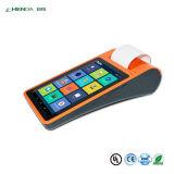 RFID 독자와 가진 소형 인조 인간 PDA 기계