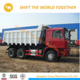 China Shacman camiones pesados 30ton Camión Volquete Camión volquete
