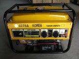 Gruppo elettrogeno della benzina Corea Astra Ast3800e