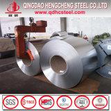 DC01 DC02 ASTM 1010 bobinas de acero laminado en frío