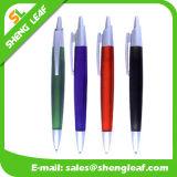 Kundenspezifisches Firmenzeichenmehrfarbenballpoint-Feder, die Plastikkugel-Feder (SLF-PP001, bekanntmacht)