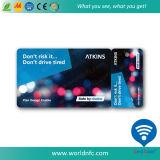 Best Selling dom especial de cartões combo de PVC Cartões recortados cartão RFID