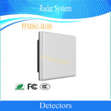 Detector de Dahua Análisis en tiempo real las 24 horas de detección continua del sistema de Radar (PFM861-B100)