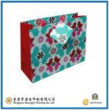 El papel de ropa personalizada Bolsa de compras (GJ-Bag722)