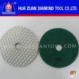 Tampon de polissage à sec à haute efficacité en pierre