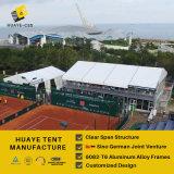 テニスの開いた選手権(hy113b)のための高品質の二重デッカーのテント