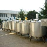Cuve sanitaire de fermentation de lait aigre d'acier inoxydable de nourriture