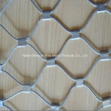装飾的な保護ステンレス鋼編まれたワイヤーロープの網