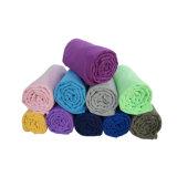 Drogen van de Handdoek van het Strand van de Grootte van Microfiber het Grote snel Compact voor Yoga