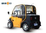 Doble asiento Mini coches motorizados, nueva energía vecindario coche eléctrico