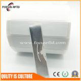 Gestión de la cadena de suministro de etiquetas RFID de Impinj Monza R6 con Chip de tamaño personalizado y el número impreso