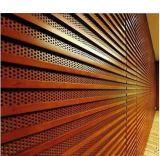 Écran antibruit de panneau de mur de panneau de mur de plafond de copeaux de bois
