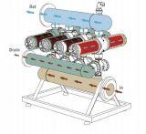 T Tipo Vortex retrolavado automático sistema de filtro de disco de los sistemas de riego agrícola
